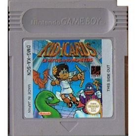 KID ICARUS OF MYTHS AND MONSTERS GAMEBOY