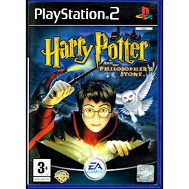 HARRY POTTER AND THE PHILOSOPHERS STONE PS2