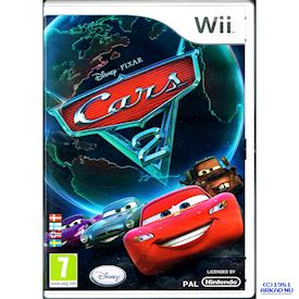 DISNEY PIXAR CARS 2 WII
