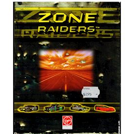 ZONE RAIDERS PC BIGBOX