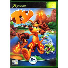 TY THE TASMANIAN TIGER XBOX