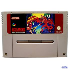 SUPER METROID SNES SCN