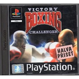 VICTORY BOXING CHALLENGER PS1