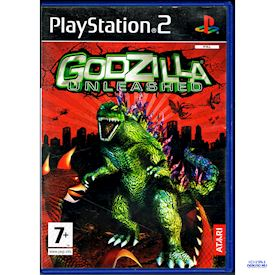 GODZILLA UNLEASHED PS2