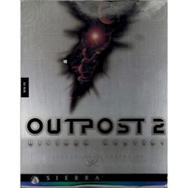 OUTPOST 2 DIVIDED DESTINY PC BIGBOX