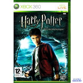 HARRY POTTER OCH HALVBLODSPRINSEN XBOX 360