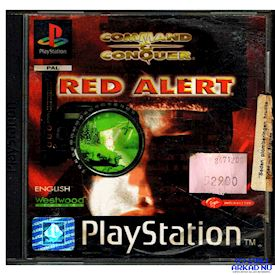 COMMAND AND CONQUER RED ALERT PS1