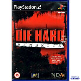 DIE HARD VENDETTA PS2