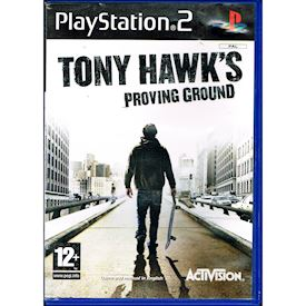 TONY HAWKS PROVING GROUND PS2