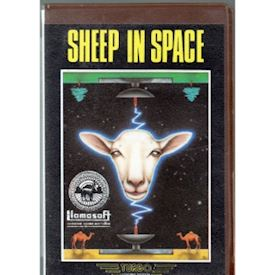 SHEEP IN SPACE C64 TAPE