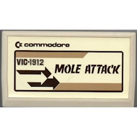 MOLE ATTACK VIC-20