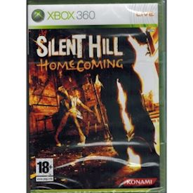 SILENT HILL HOMECOMING XBOX 360 NYTT