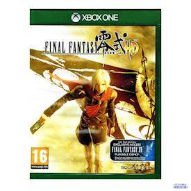 FINAL FANTASY TYPE-0 HD DAY ONE EDITION XBOX ONE