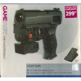 LIGHT GUN PS2
