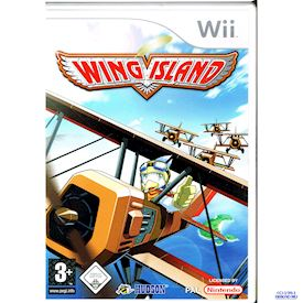 WING ISLAND WII