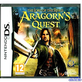 THE LORD OF THE RINGS ARAGORNS QUEST DS
