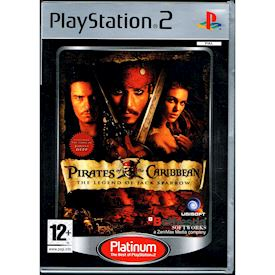 PIRATES OF THE CARIBBEAN THE LEGEND OF JACK SPARROW PS2