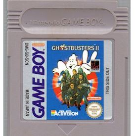 GHOSTBUSTERS II GAMEBOY SCN