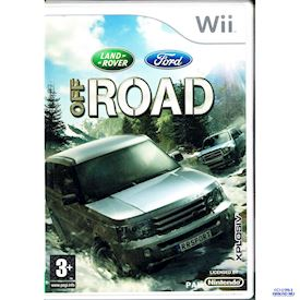 LAND ROVER FORD OFF ROAD WII