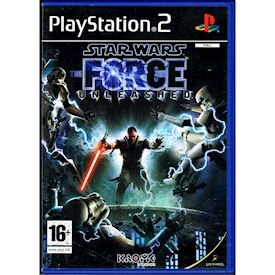 STAR WARS THE FORCE UNLEASHED PS2