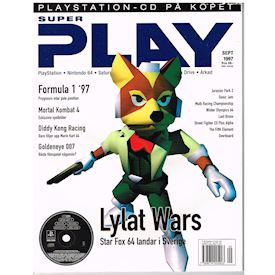 SUPER PLAY SEPTEMBER 1997