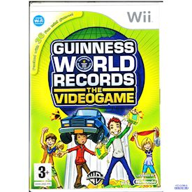 GUINNESS WORLD RECORDS THE VIDEOGAME WII