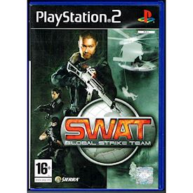 SWAT GLOBAL STRIKE TEAM PS2