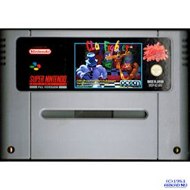 CLAYFIGHTER SNES