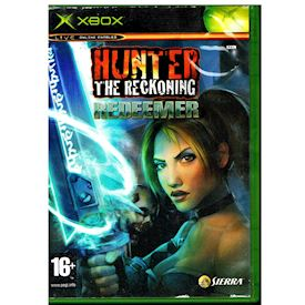 HUNTER THE RECKONING REDEEMER XBOX