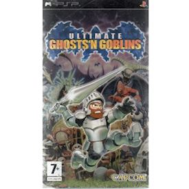 ULTIMATE GHOSTS N GOBLINS PSP