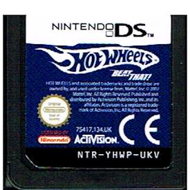 HOT WHEELS BEAT THAT DS
