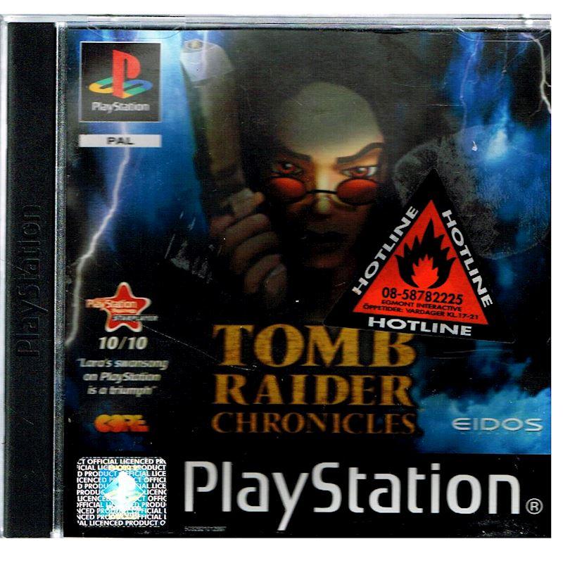 Tomb Raider Chronicles Ps1 Have You Played A Classic Today