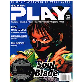 SUPER PLAY APRIL 1997