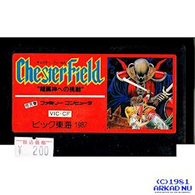 CHESTERFIELD FAMICOM