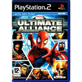 MARVEL ULTIMATE ALLIANCE PS2