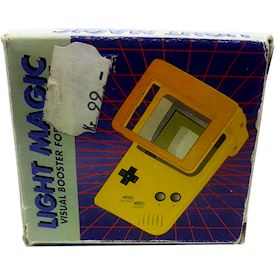 LIGHT MAGIC VISUAL BOOSTER FÖR GAMEBOY POCKET ELLER COLOR