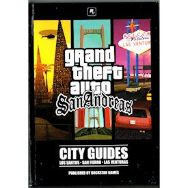 GRAND THEFT AUTO SAN ANDREAS CITY GUIDES MED SKIVA