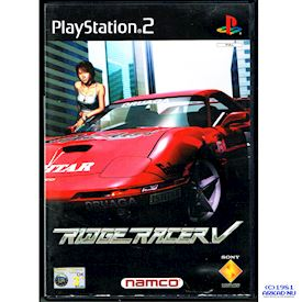 RIDGE RACER V PS2