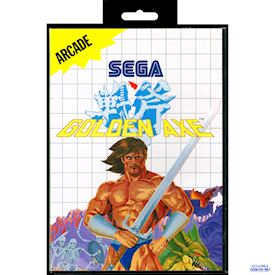 GOLDEN AXE MASTERSYSTEM