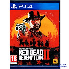 RED DEAD REDEMTION II PS4