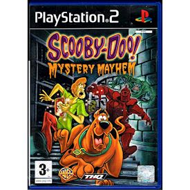 SCOOBY-DOO MYSTERY MAYHEM PS2