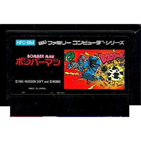 BOMBERMAN FAMICOM