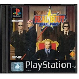 REAL BOUT FATAL FURY PS1