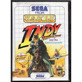 INDIANA JONES AND THE LAST CRUSADE MASTER SYSTEM