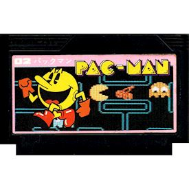 PAC-MAN FAMICOM