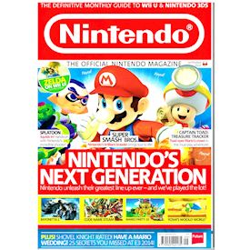 THE OFFICIAL NINTENDO MAGAZINE NR 111 SEPTEMBER 2014