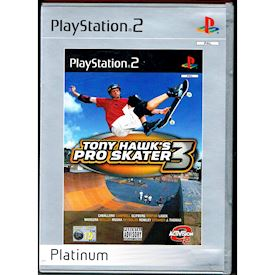 TONY HAWK PRO SKATER 3 PS2