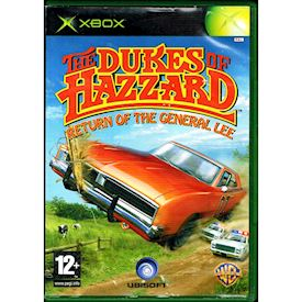 THE DUKES OF HAZZARD RETURN OF THE GENERAL LEE XBOX