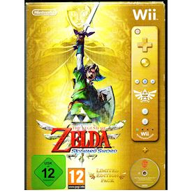 THE LEGEND OF ZELDA SKYWARD SWORD LIMITED EDITION PACK WII