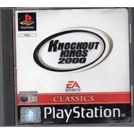 KNOCKOUT KINGS 2000 PS1